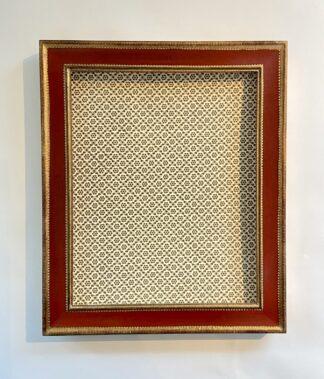 Classico Italian 8x10 Frame in Red