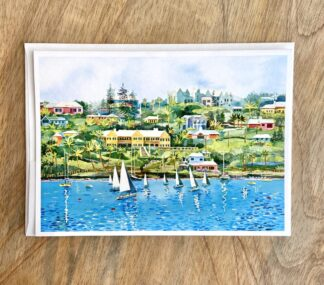 Harbour Road Notecard