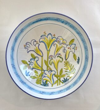 Bermuda Easter Lily Large Bowl