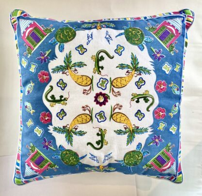 Bermuda Medley Pillow Cover