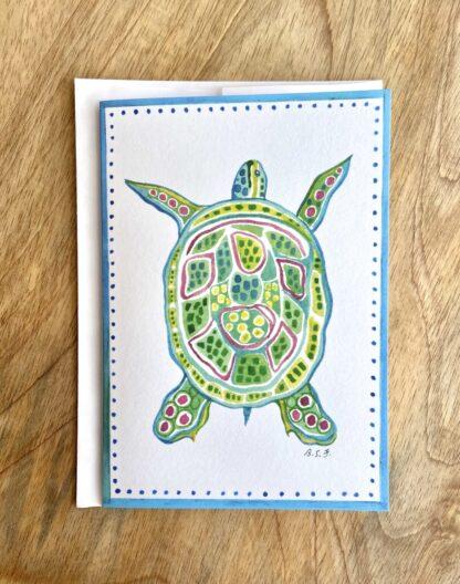 Turtle Notecard