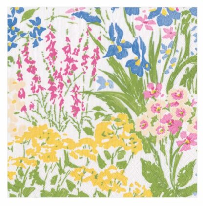 Meadow Flowers Cocktail Napkins