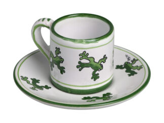 Tree Frog Demitasse
