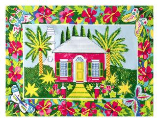 Butterfly Cottage Placemat