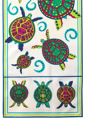 Turtle Table Runner