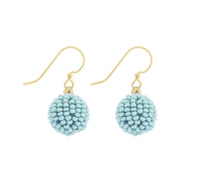 Bauble Earring in Turquoise