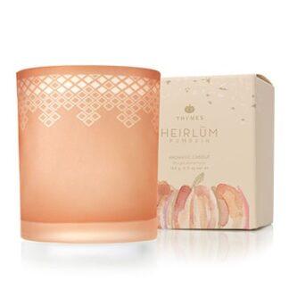 Thymes Heirlum Pumpkin Candle
