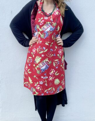 Red Cottage Apron