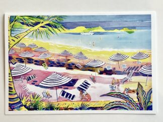 Fairmont Southampton Beach Notecard