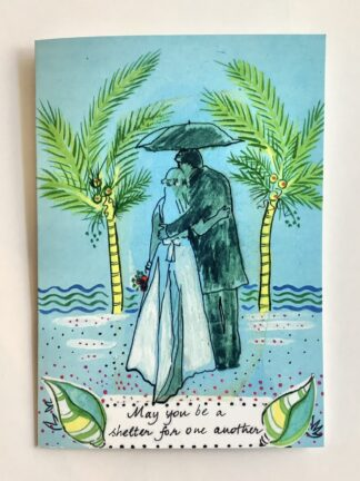 Wedding Notecard (couple)