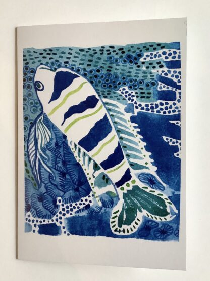 Happy Fish (1) Notecard