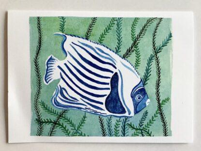 Happy Fish (11) Notecard