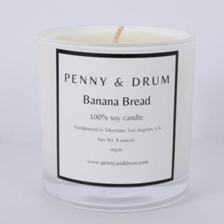 Banana Bread Candle by Penny & Drum