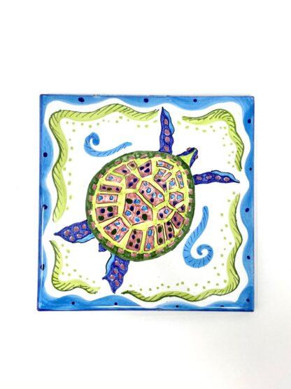Turtle Medium Tile
