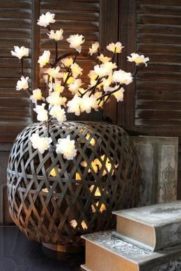 TLG Flower Lights - White/60
