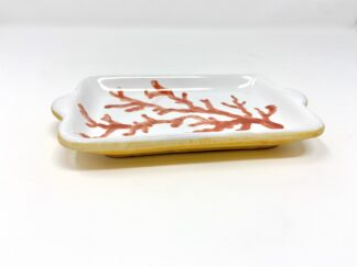 Coral Small Butter Tray