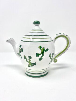 Tree Frog Petite Teapot