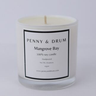 Mangrove Bay Candle by Penny & Drum