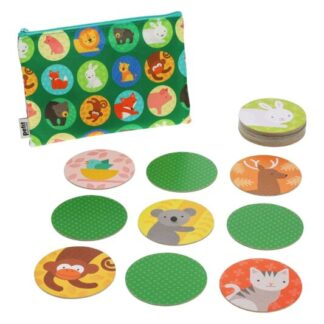 Animals and Babies Matching Game