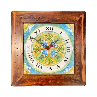 Bermuda Medley Clock