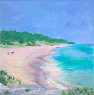 Beach Series 5 Original Painting