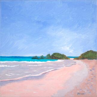 Beach Series 7 Original Painting