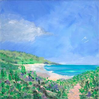 Beach Series 3 Original Painting