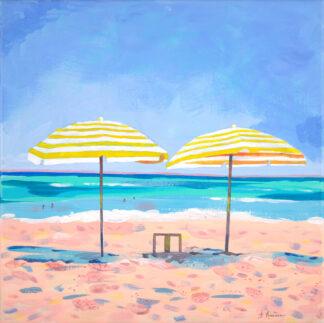Beach Series 2 Original Painting