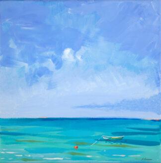 Beach Series 4 Original Painting