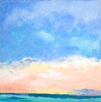 Beach Series 9 Original Painting