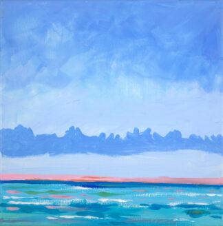 Beach Series 8 Original Painting