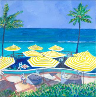 Beach Series 14 Original Painting