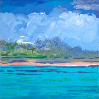 Beach Series 13 Original Painting