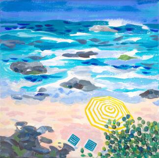 Beach Series 12 Original Painting