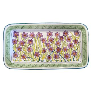 Bermudiana Rectangle Platter
