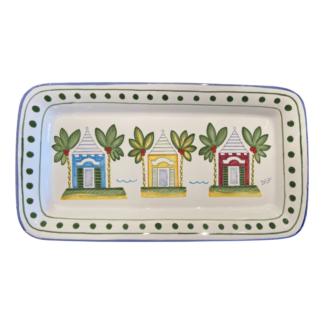 Three Buttery Rectangle Platter