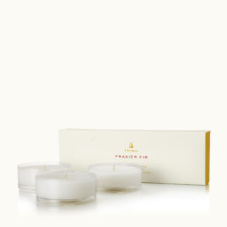 Thymes Frasier Fir Tea Light Refill Set
